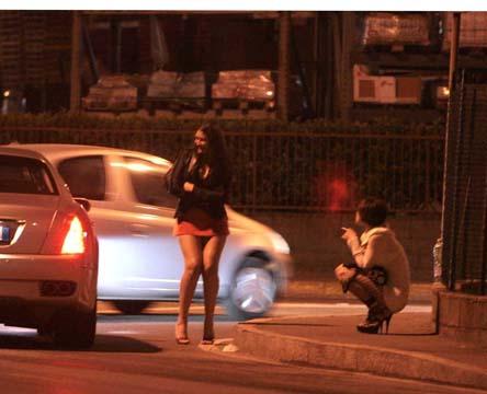 film piccante puttane sulla strada