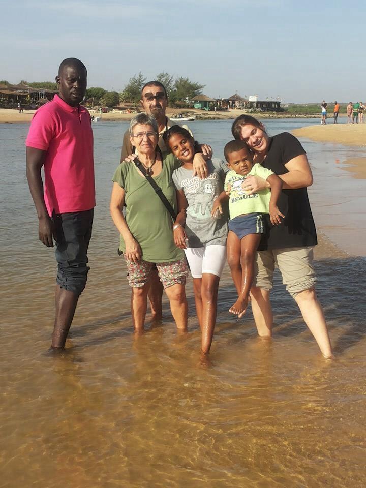 raffaella brighenti e famiglia