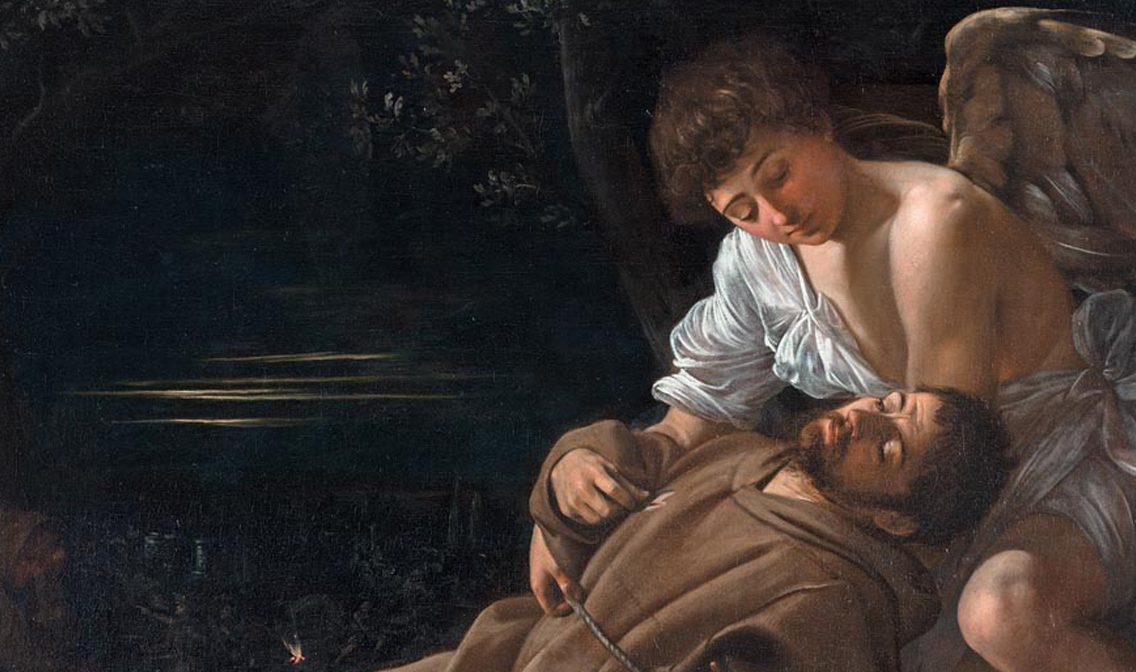 San Francesco secondo Caravaggio: estasi e preghiera in tre capolavori in  mostra a Palazzo Reale - Santalessandro