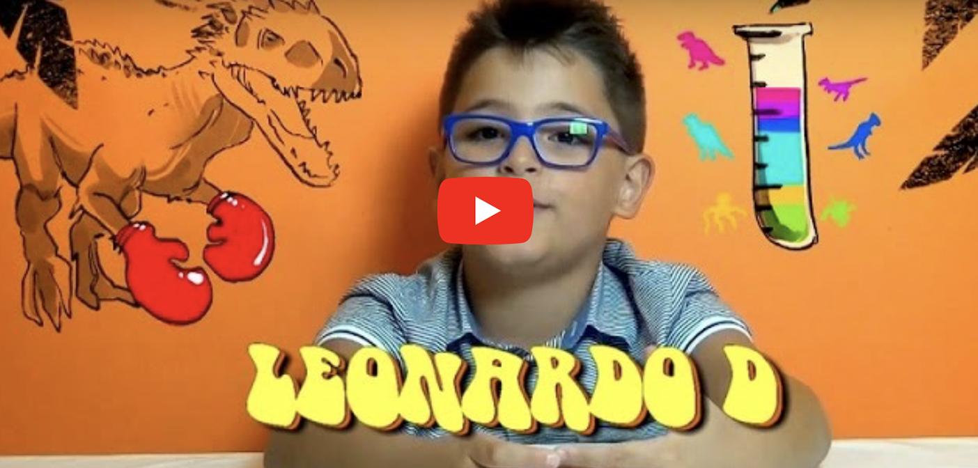 Leonardo, Youtuber a 6 anni per condividere la sua ...
